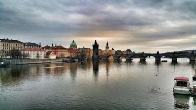 Milovaná Praha.