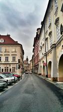 V Praze.
