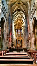 Chrám Sv.Víta v Praze