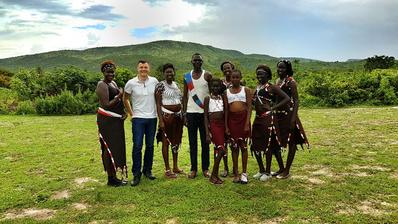 Jižní Afrika- Keňa