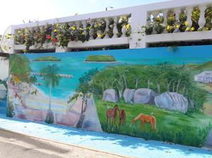 Naivní umění Portoričanů.