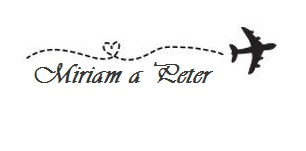 Naša malá letecká svadba ✈✈✈ <3 - Obrázok č. 4