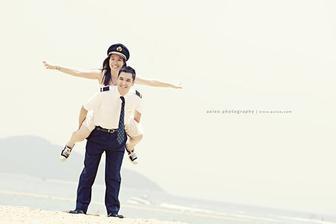 už sa tešíííím na svadobné fotenie pri lietadle....