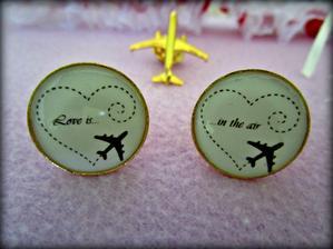 Love is in the air....Motto našej svadby <3