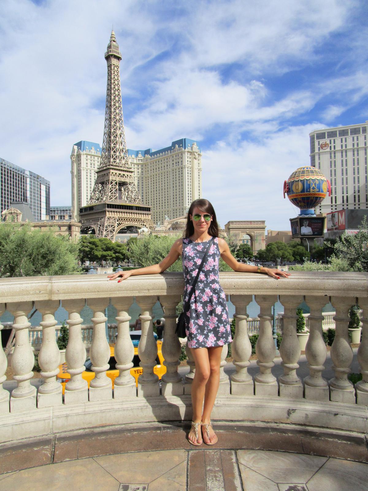 Pozdravujem Vás z Vegas - Obrázok č. 1