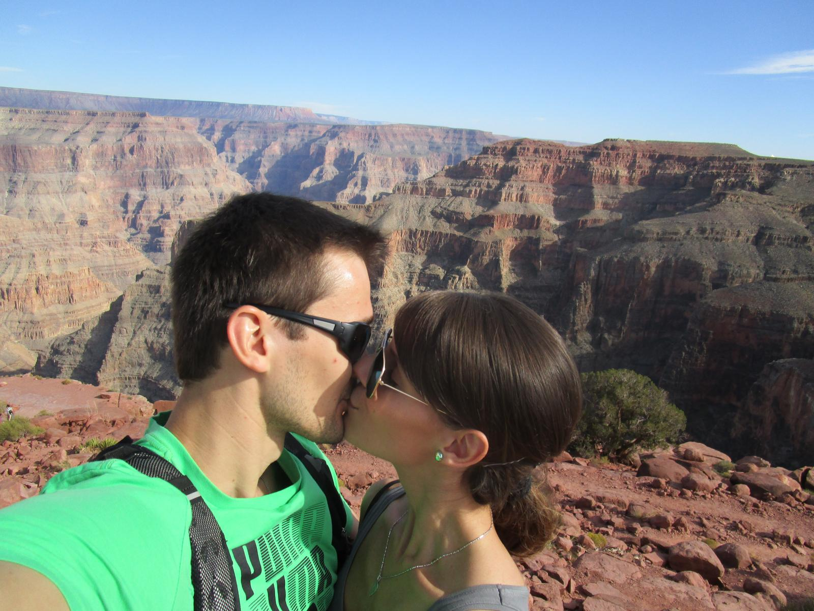 malý výletik s mojou láskou (Grand Canyon) - Obrázok č. 1