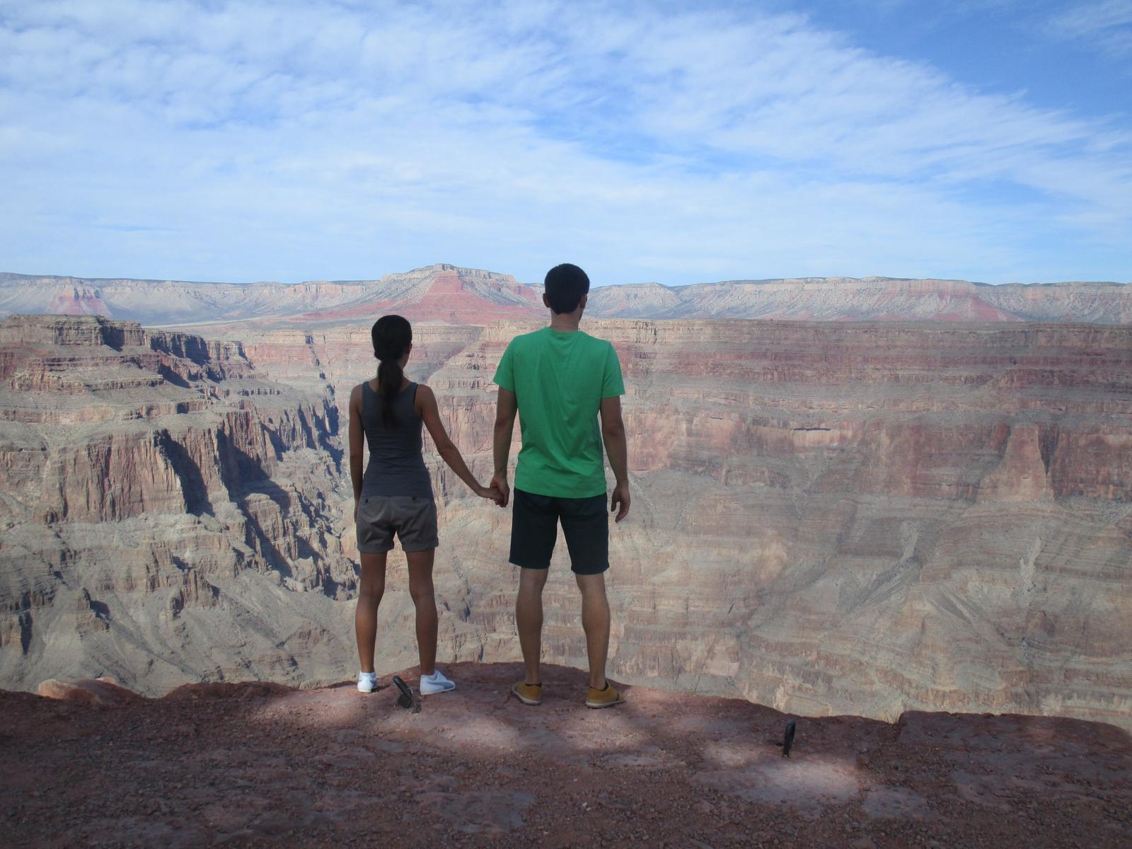 malý výletik s mojou láskou (Grand Canyon) - Obrázok č. 2