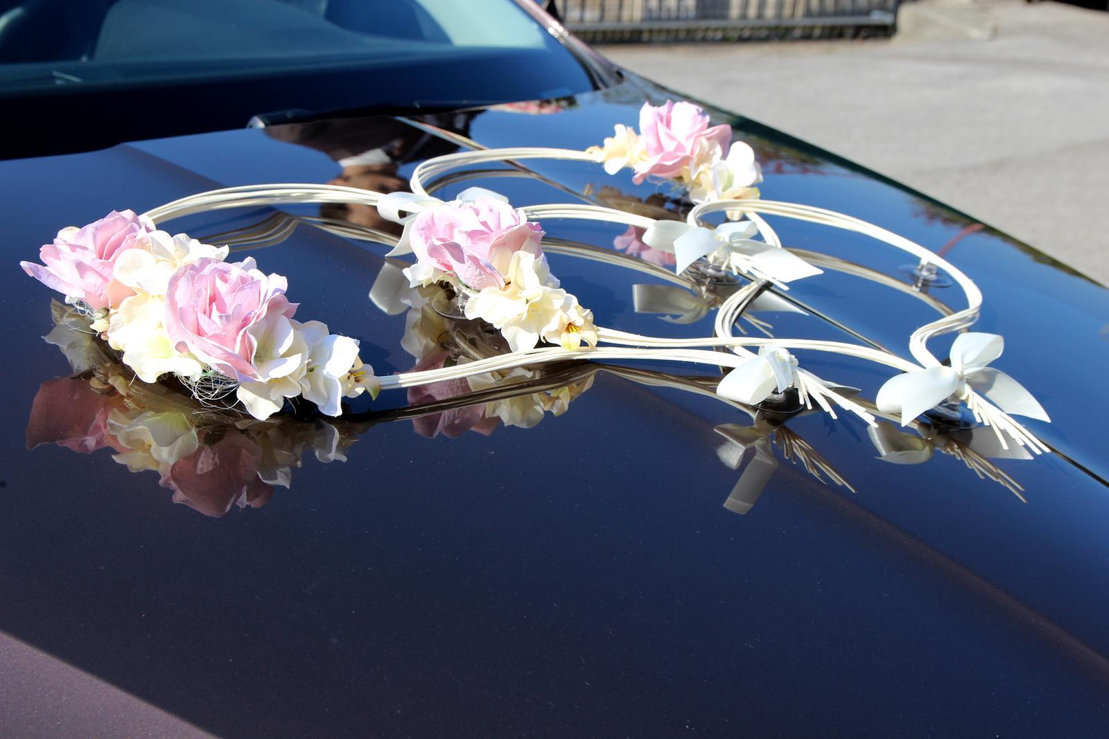 Miriam a Peter - Naše krásne svadobné autíčko <3