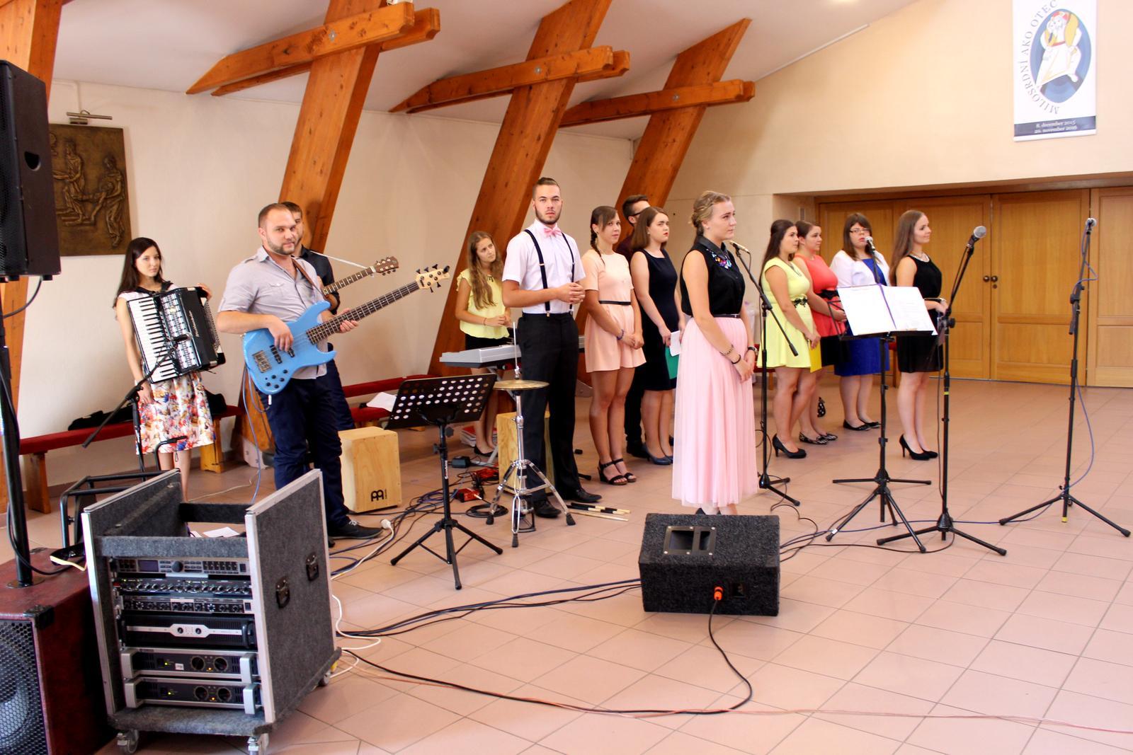 Miriam a Peter - Najlepší zbor pod slnkom <3