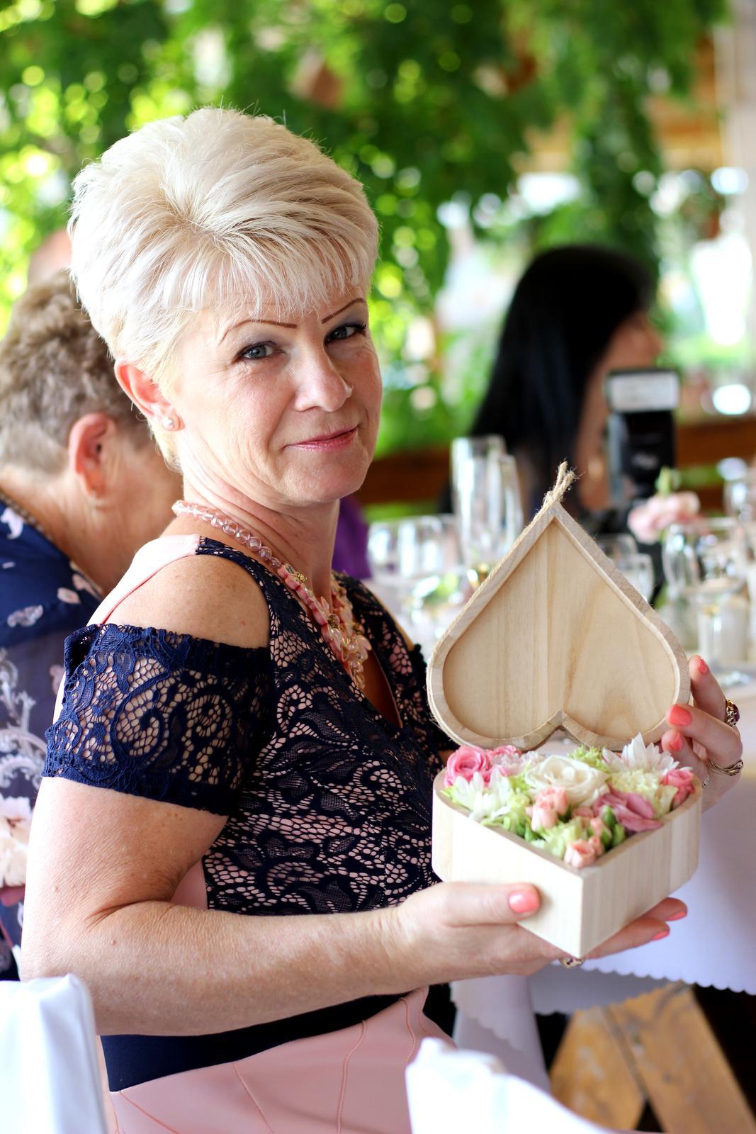 Miriam a Peter - Maminky sa potešili kvetinkovému prekvapeniu