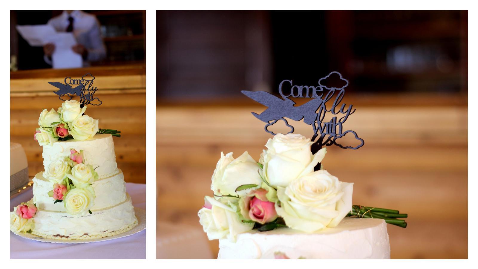 Miriam a Peter - Najlepšia tortička, akú sme v živote jedli :-P