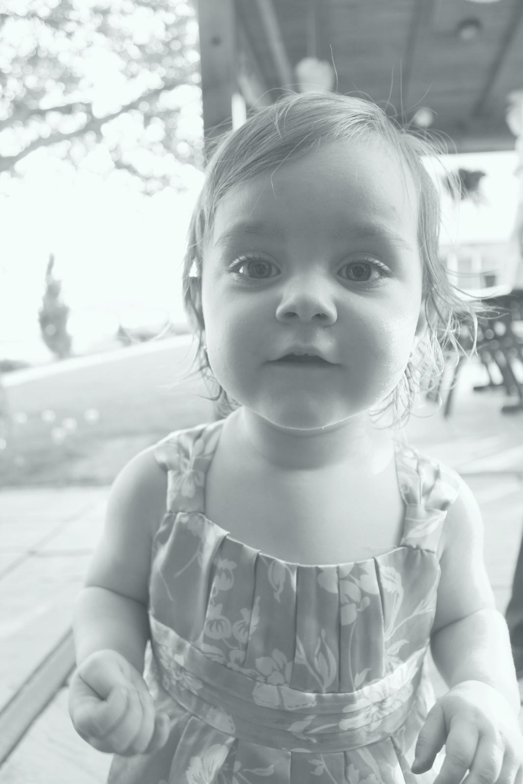 Miriam a Peter - Moje malé krstniatko