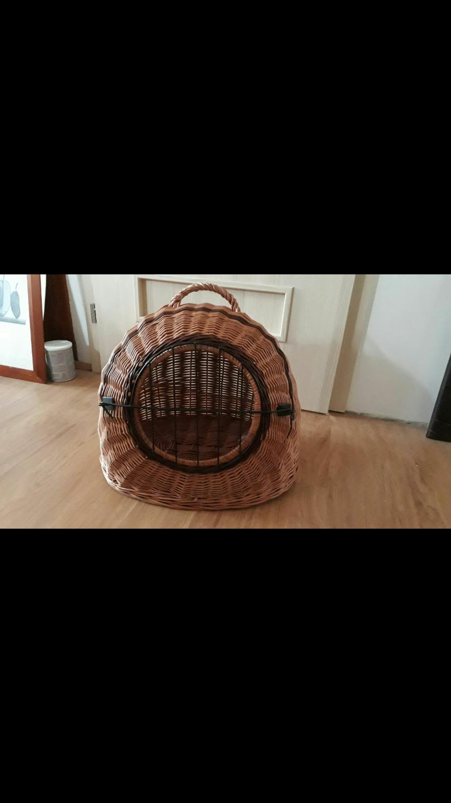 Košík na holubice - Obrázok č. 1