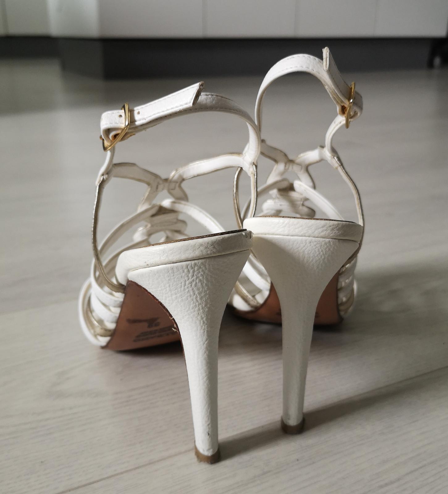 Svadobne sandale - Obrázok č. 2