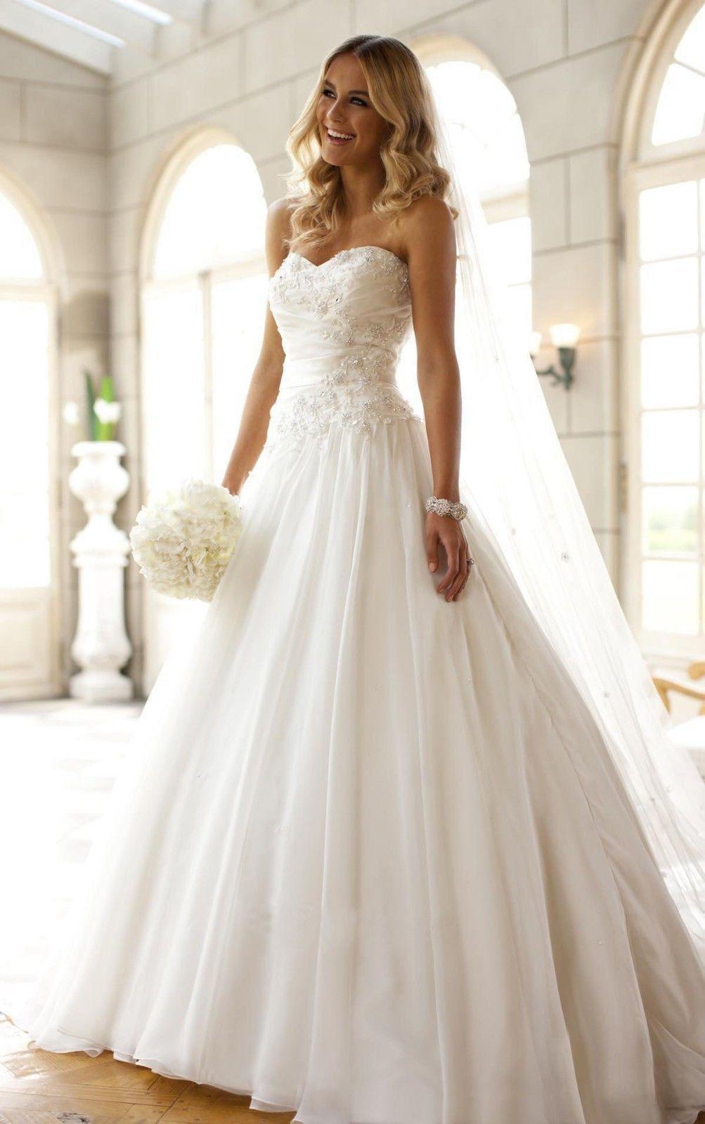 69a921bbf20 Svatební šaty z ebay  ... zkušenosti - - Svatební...
