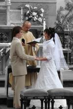 manželský slib...nějak mi ta fotka utekla