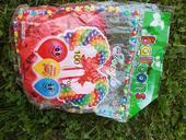 nafukovací červené balonky (100ks),