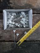 srdíčkové špendlíky (100ks),