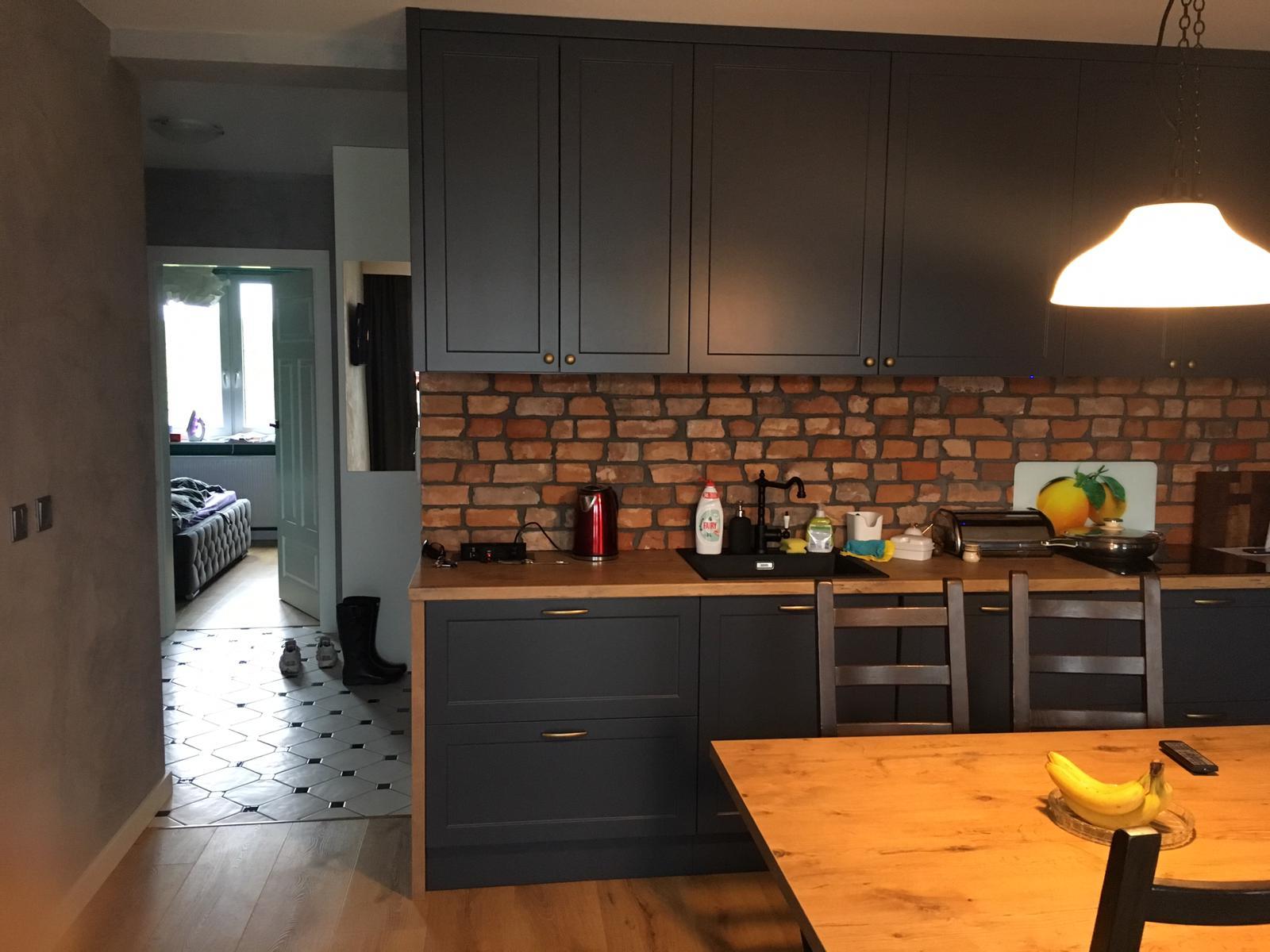 kuchyňa v Krakove - Obrázok č. 1