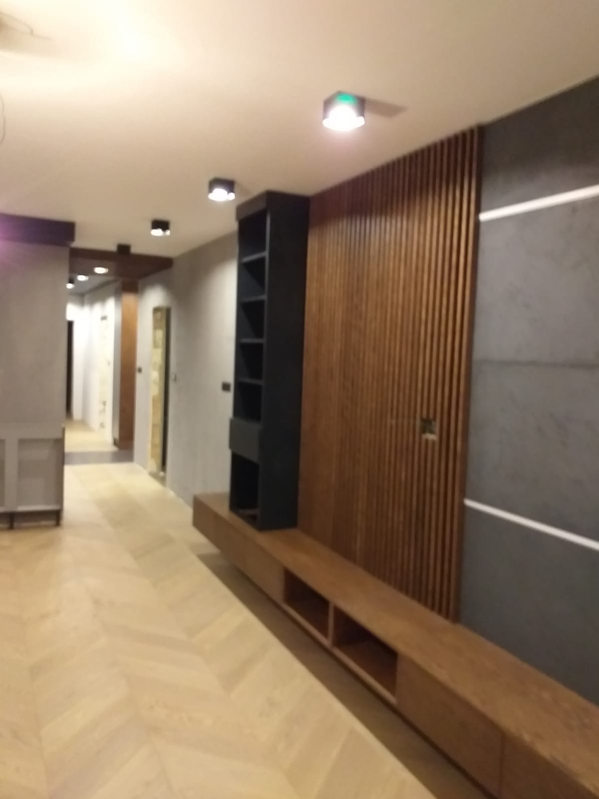 Niekde v Poľsku :) vyrábame také dvere v ráme - Obrázok č. 3