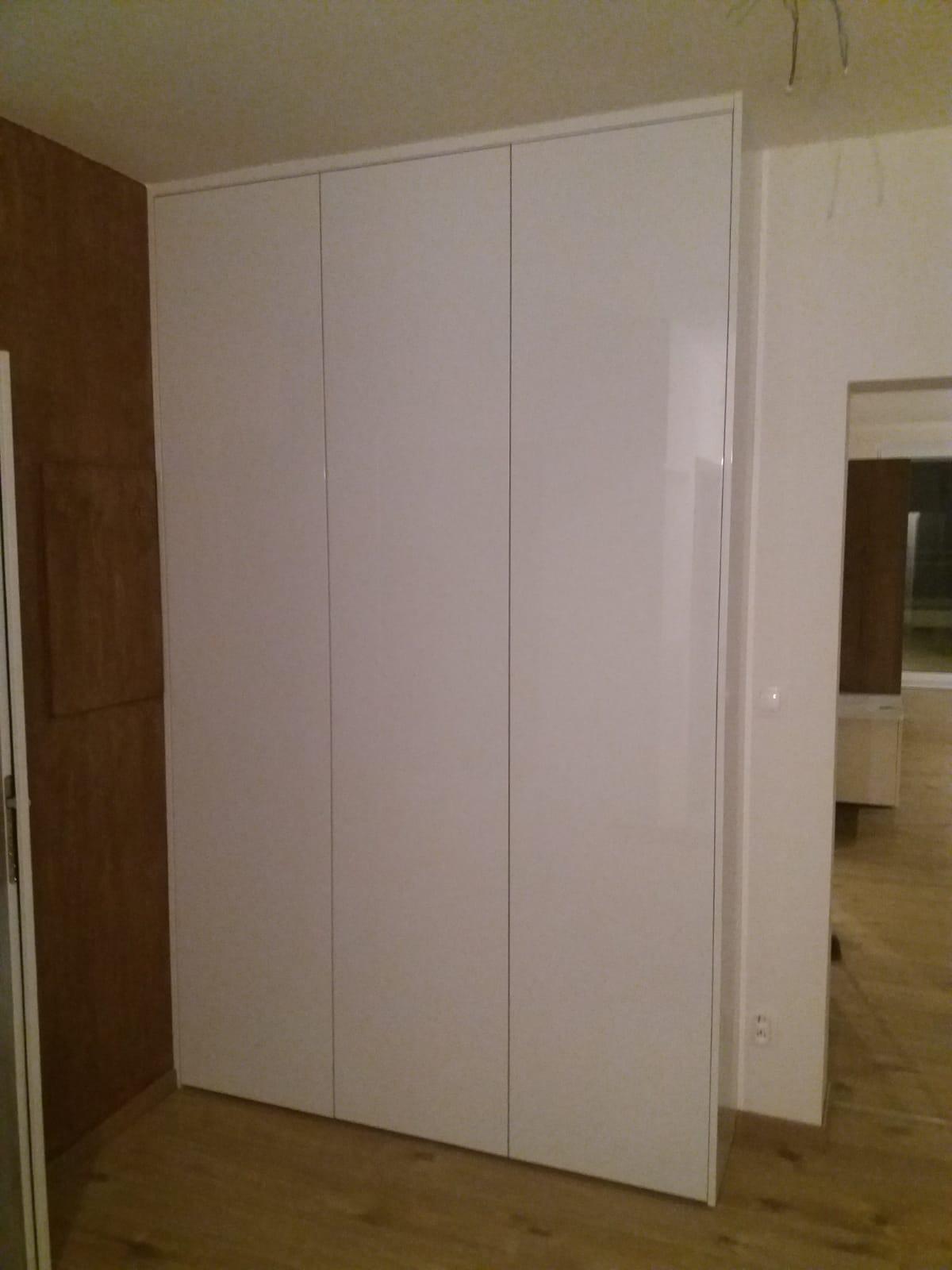 Niekde v Poľsku :) vyrábame také dvere v ráme - Obrázok č. 5