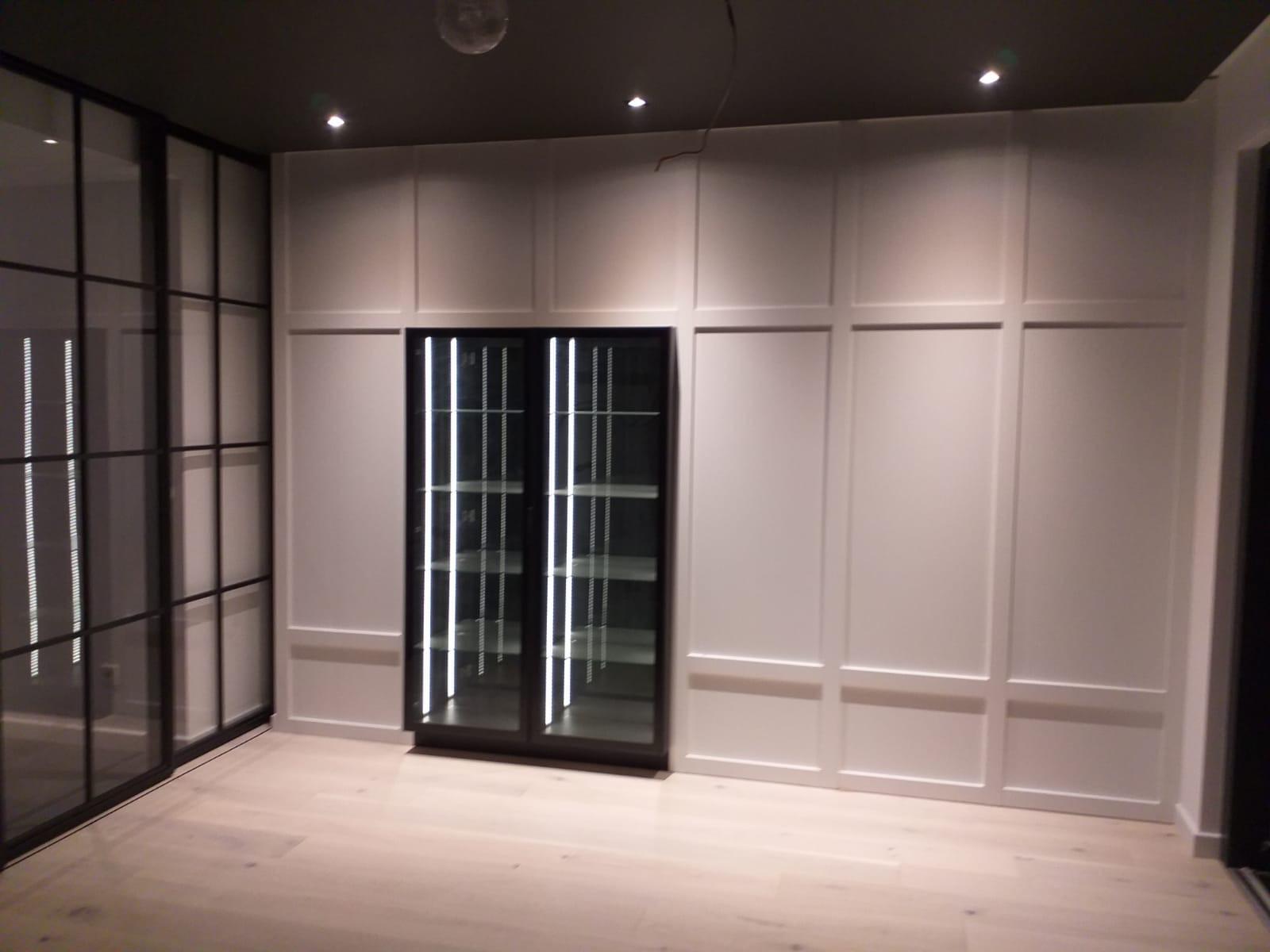 Niekde v Poľsku :) vyrábame také dvere v ráme - Obrázok č. 6