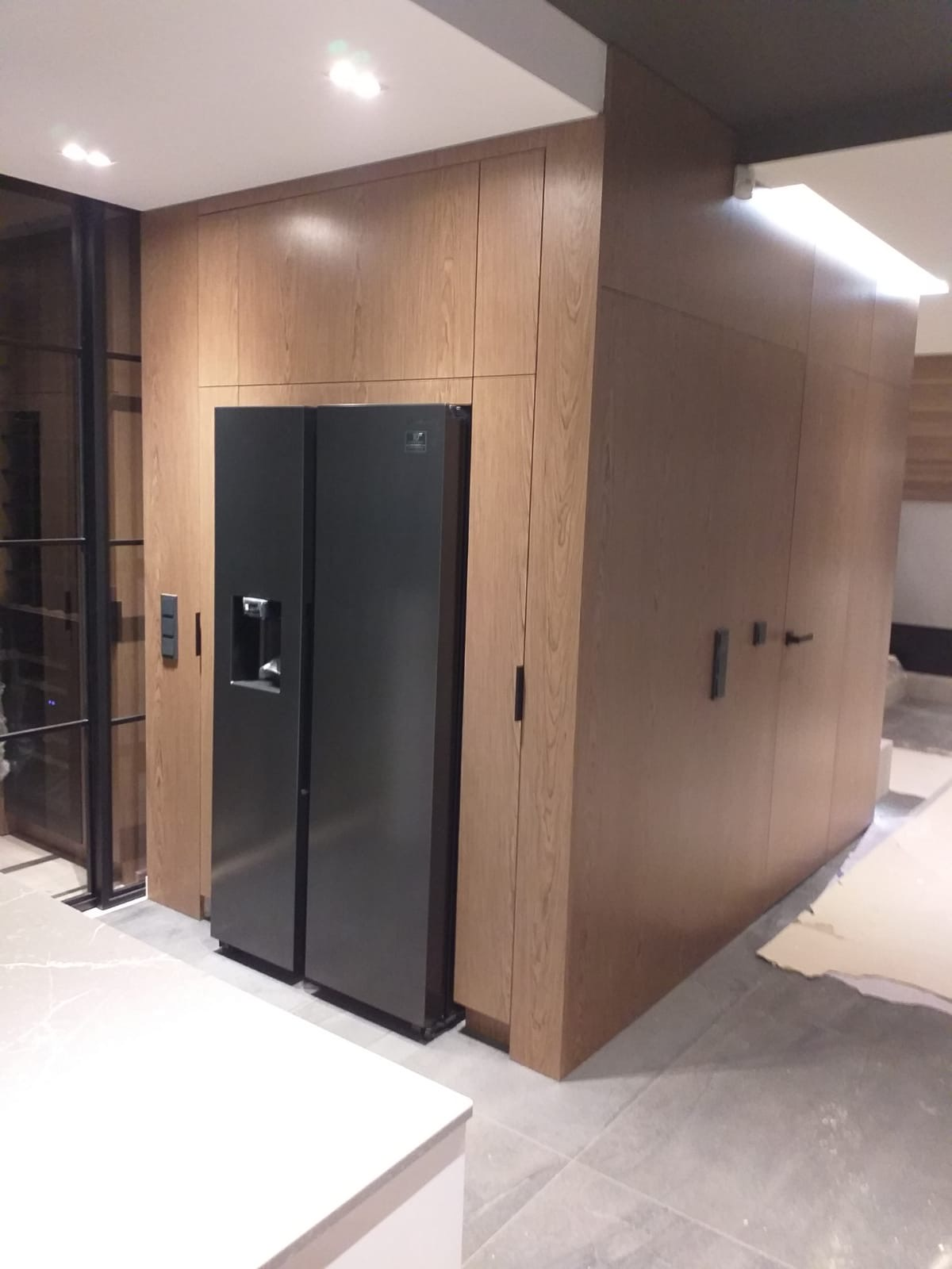 Niekde v Poľsku :) vyrábame také dvere v ráme - Obrázok č. 13