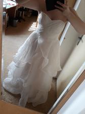 Moje svatební šaty♡