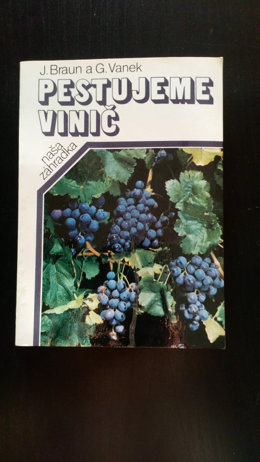 Pestujeme vinič - Obrázok č. 1