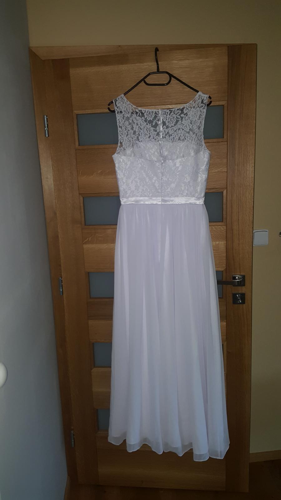 Svatební šaty (nepoužité) - Obrázek č. 1