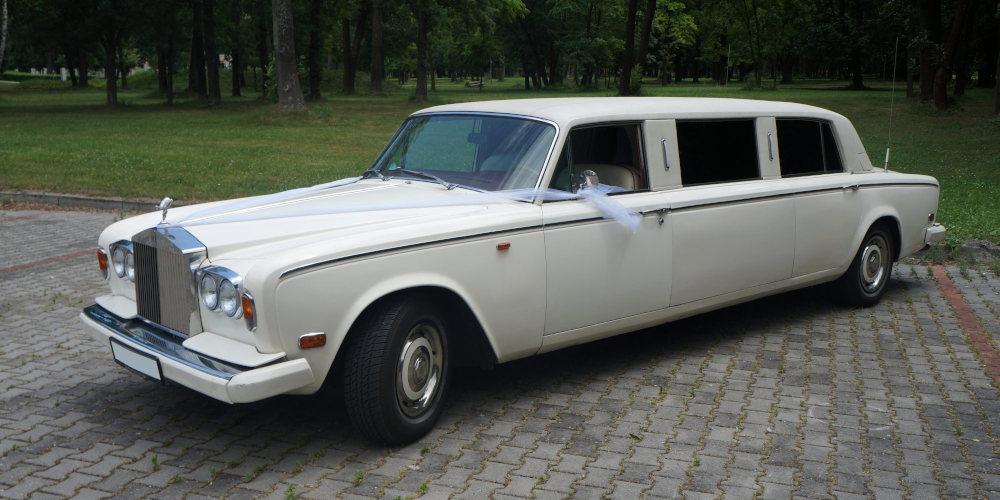 autonasvadbu - Rolls Royce Silver Shadow
