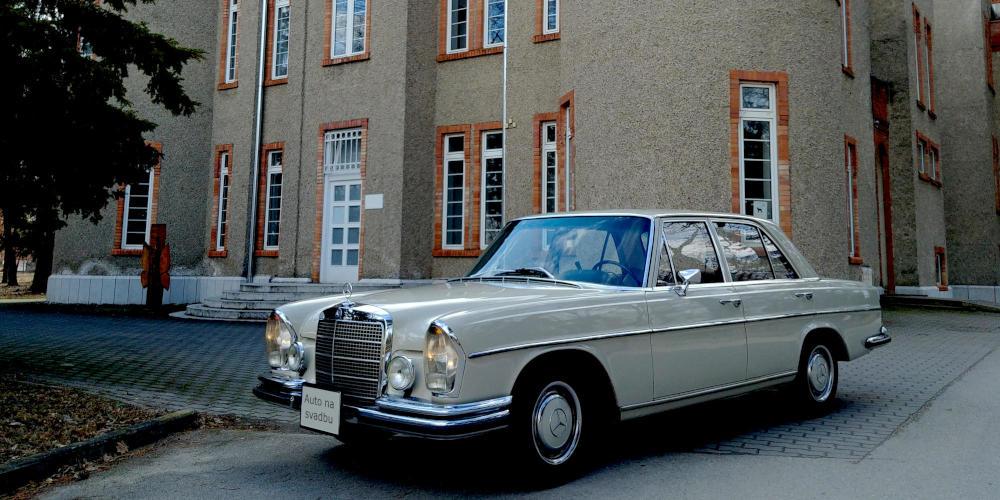 autonasvadbu - Mercedes Benz 280S