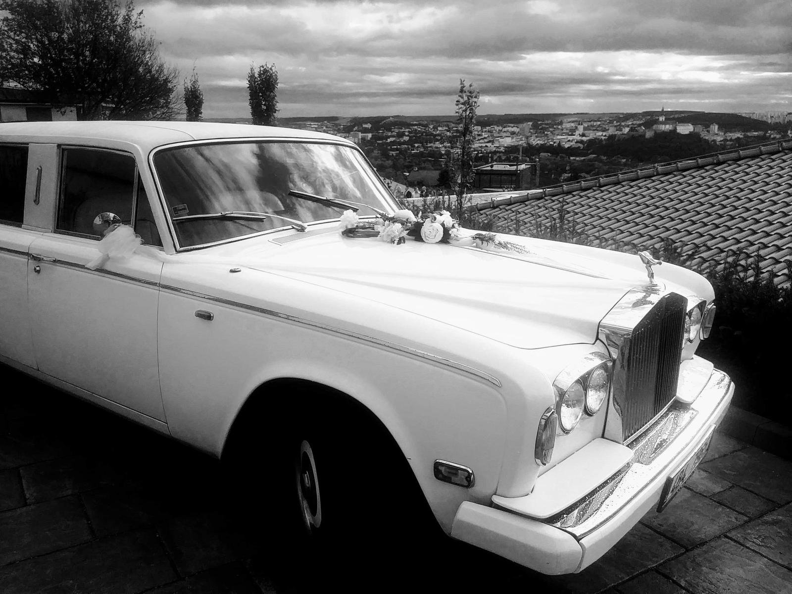 Rolls Royce svadba v Nitre - Obrázok č. 2