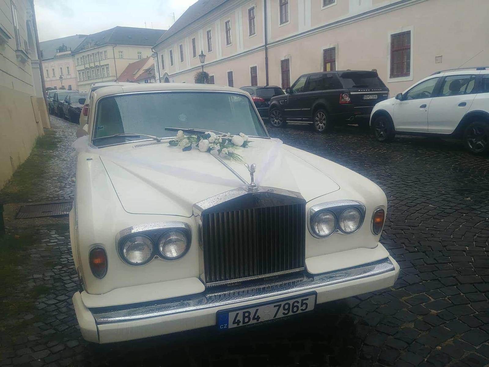Rolls Royce svadba v Nitre - Obrázok č. 4