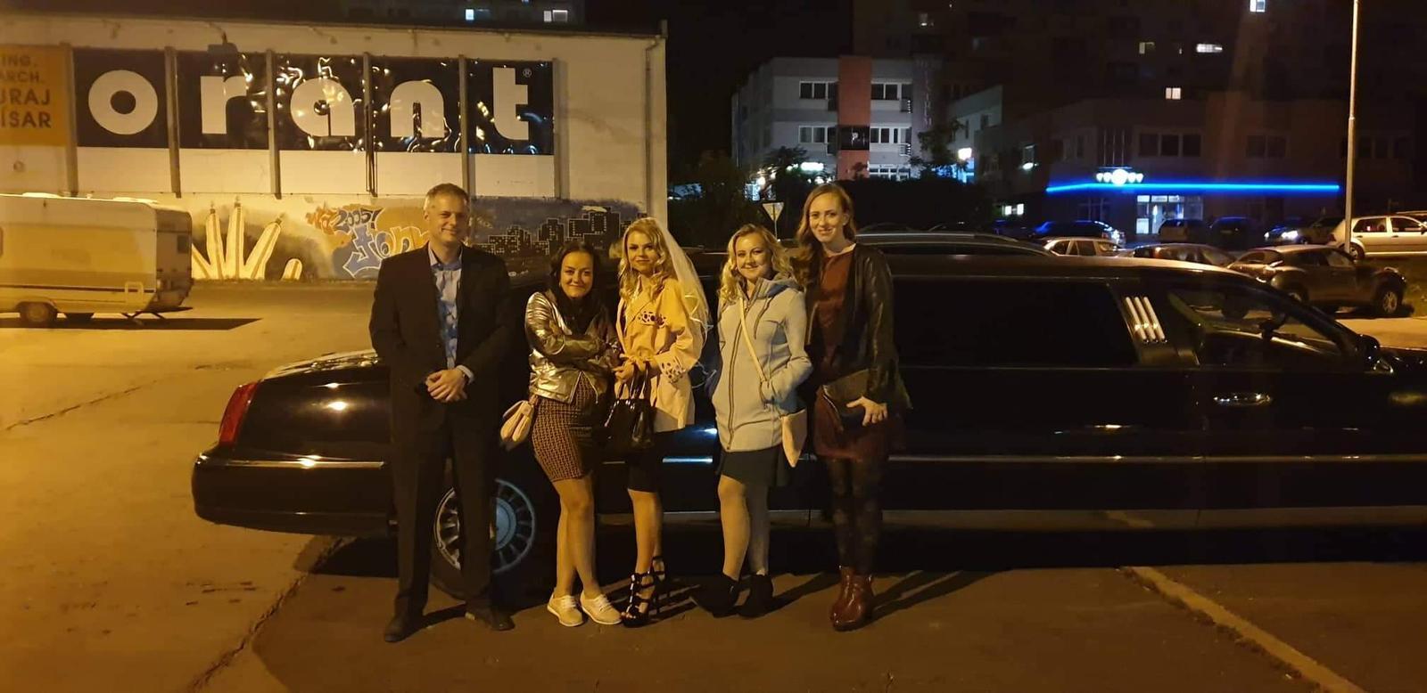 Akcia - Lincoln Town Car v Nitre