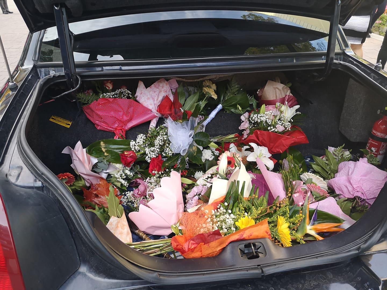 Lincoln Town Car - svadba Dunajská Streda - Obrázok č. 3