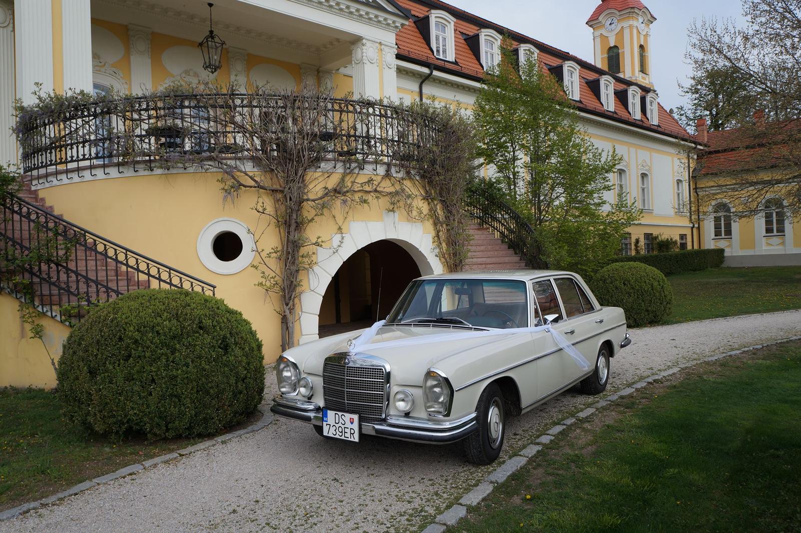 Mercedes Benz 280S, W108, r. v. 1969 - Obrázok č. 3