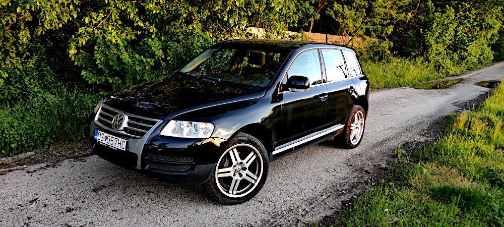 Volkswagen Touareg - Obrázok č. 1