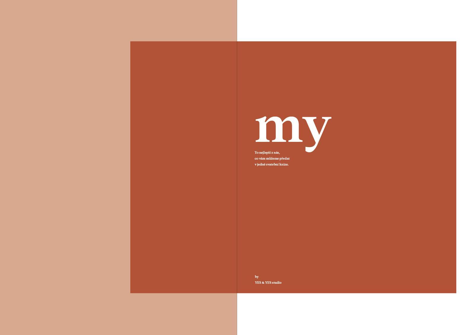 Svatební elektronická kniha MY - Obrázek č. 2