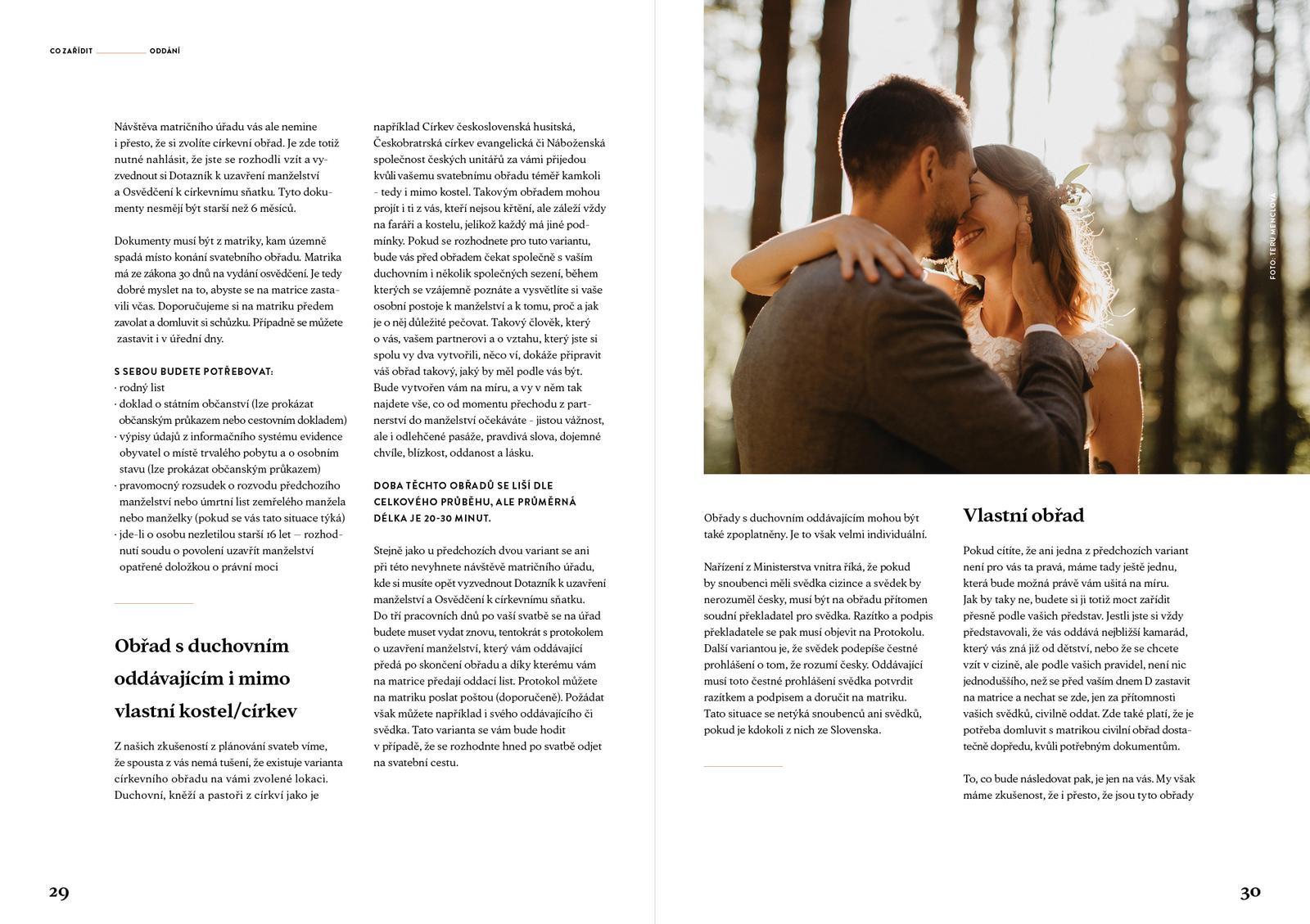 Svatební elektronická kniha MY - Obrázek č. 13