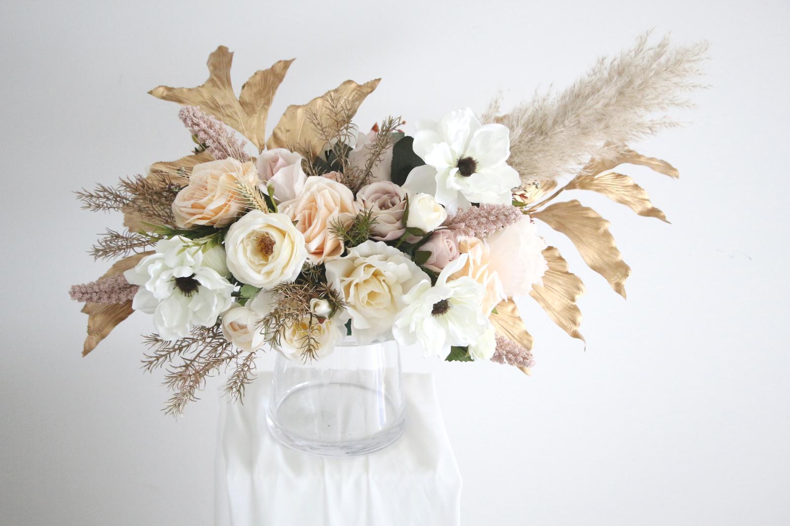Kvetinové aranžovanie - Obrázok č. 1