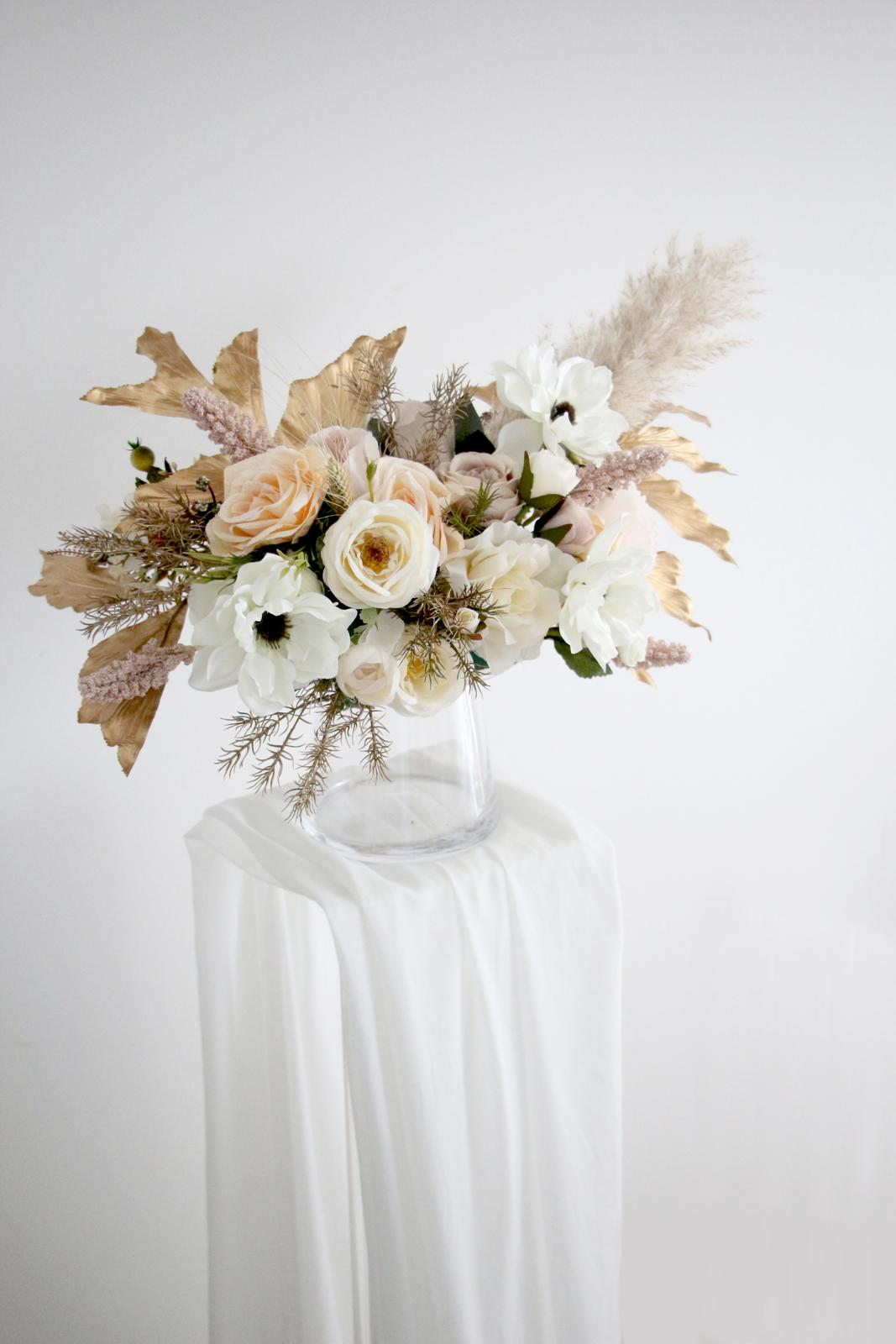 Kvetinové aranžovanie - Obrázok č. 2