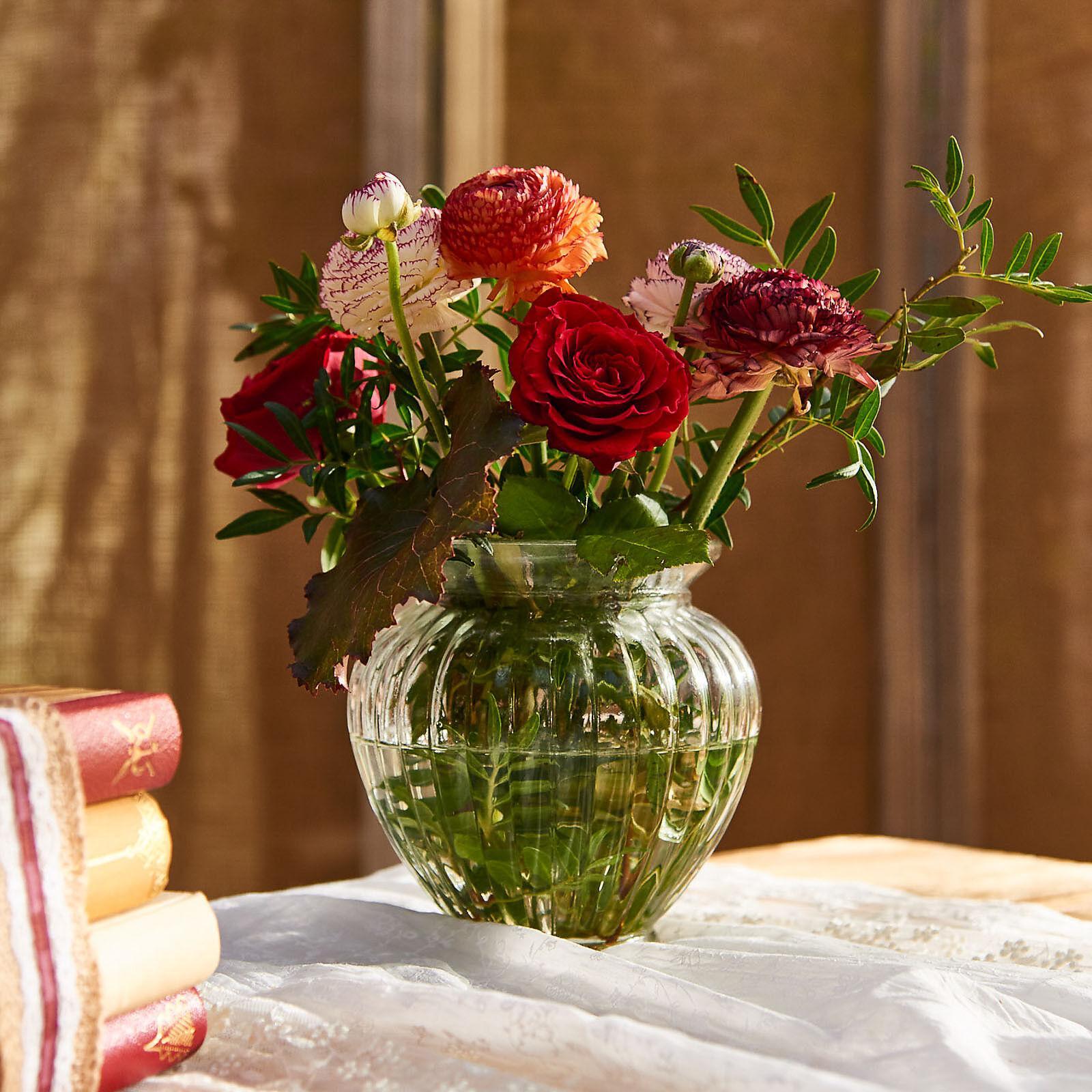 Sklenená váza (prenájom) - Obrázok č. 2