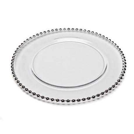 Strieborný klubový tanier (predaj) - Obrázok č. 1