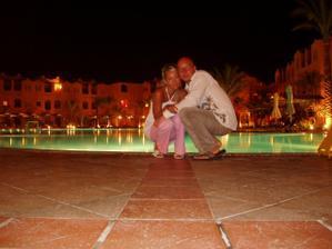 Naše svatební cesta Egypt
