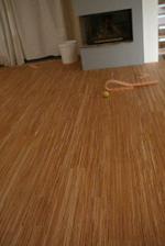 konečně máme podlahu v obýváku:))