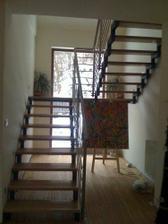 Hotové schodiště