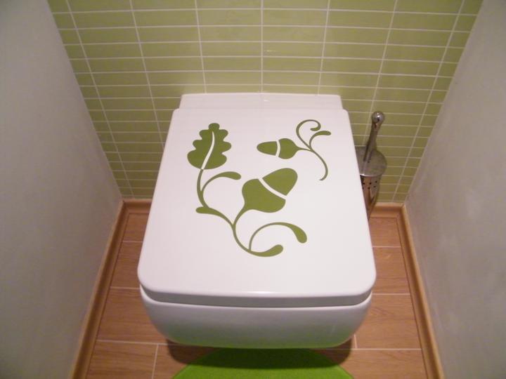 Pokračování našeho stavebního úsilí :)) - novej  vylepšenej wc..