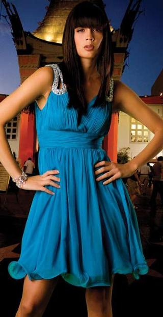 Spoločenské šaty 2 - Obrázok č. 8