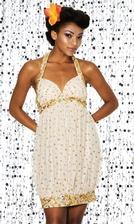 Spoločenské šaty 2 - Obrázok č. 27